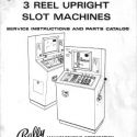 Bally Reel Upright Camelot type Models