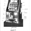 Mills High Top Slot Machine Manual with ribbed sword handle