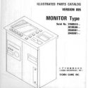 Sigma Bar Unit B-58 Top Pay illustrated Parts Catalog